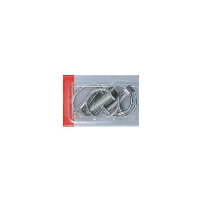 lot 5 goupilles clips 10 mm goupclips45. Black Bedroom Furniture Sets. Home Design Ideas