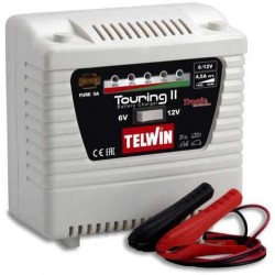 CHARGEUR TELWIN 6 / 12 V