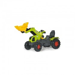 TRACTEUR A PEDALES CLAAS AXOS 340 CHARGEUR FRONTAL