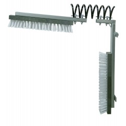 BROSSE A BETAIL ORIENTABLE