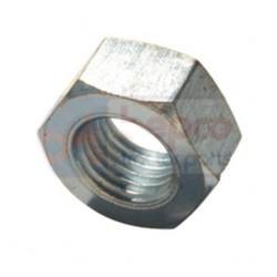 ECROU HEXAGONAL ZINGUE 8.8 - DIN 934 M7 (x20)