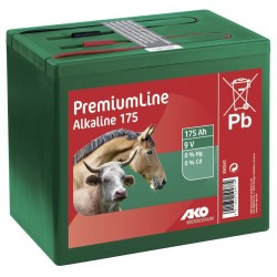 PILE ALCALINE AKO 9V 175AH