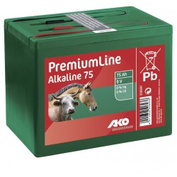 PILE ALCALINE AKO 9V 75AH