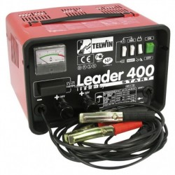 CHARGEUR DE BATTERIE TELWIN LEADER 400 START