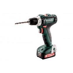 PERCEUSE-VISSEUSE METABO POWER MAXX BS12 - 601036500