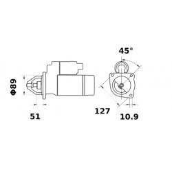 FONTAINE DE NETTOYAGE ELECTRIQE - 75 L