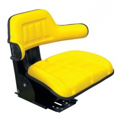 MECHANICAL SEAT WITH ARMRESTS
