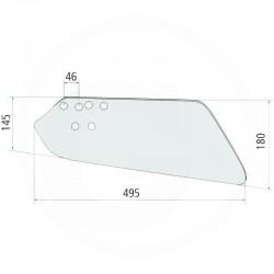 ECAILLE GAUCHE  OPTIMUM POUR PELLENC 125435