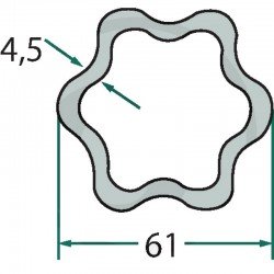 TUBE PROFILE G8