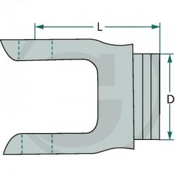 MACHOIRE POUR TUBES G4