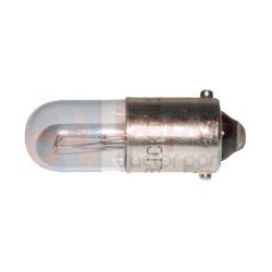 AMPOULE SPHERIQUE 12V / 2W (L'UNITE)