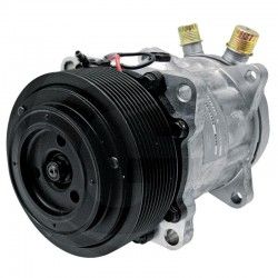COMPLETE AIR CONDITIONING COMPRESSOR