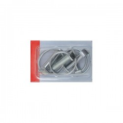 LOT 5 GOUPILLES CLIPS 4.5 MM