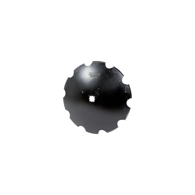 DISQUE CRENELE 610X6/41