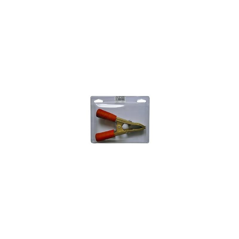 pince pour cable de batterie 500a pole rouge. Black Bedroom Furniture Sets. Home Design Ideas