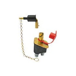 CIRCUIT CUTTER WITH REMOVABLE KEY