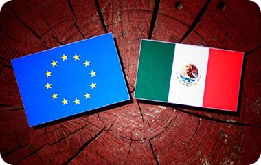 L'UE et le Mexique s'entendent sur un nouveau traité de libre-échange