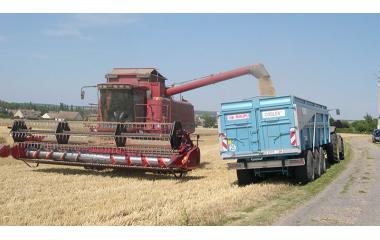 Moisson 2018 : La récolte des blés en avance